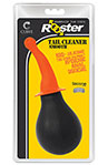 Tail Cleaner Smooth - Orange, Tail Cleaner Smooth Anal Douche.